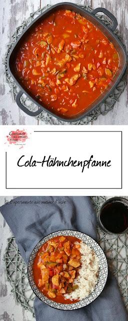 Cola-Hähnchenpfanne | Rezept | Essen | Kochen | Weight Watchers