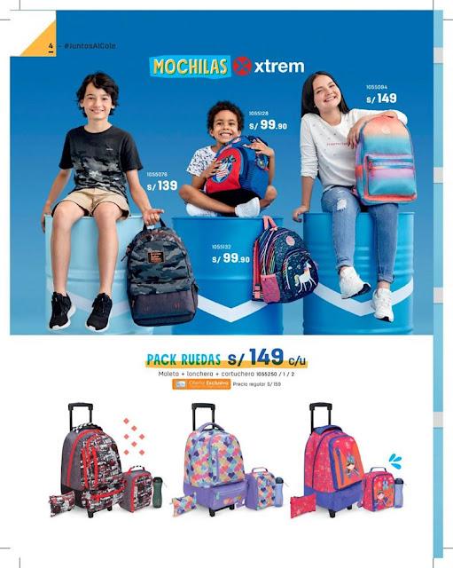 catalogo Paris Peru :