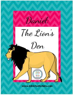 http://www.biblefunforkids.com/2017/11/311-daniel-in-lions-den.html