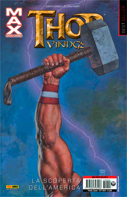 Marvel Zombies - Thor - Vikings