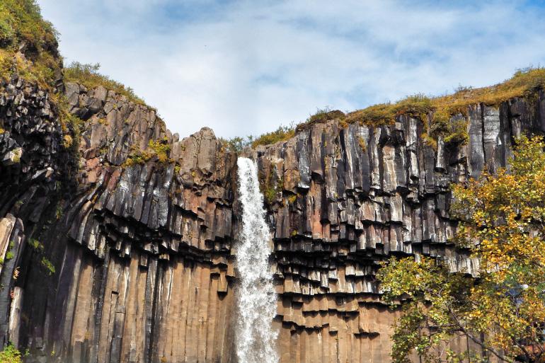 Parc national Skaftafell en Islande