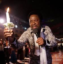 Now We Know Where Prophet T.B Joshua Got His Powers