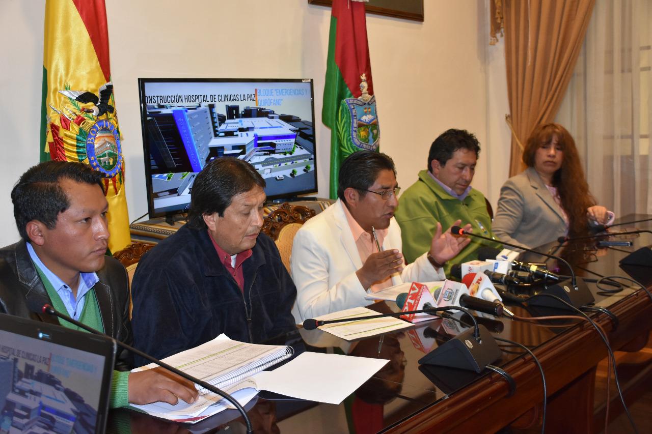 El MAS en Asamblea rechazó proyectos de doble vía a Viacha y tren metropolitano para La Paz