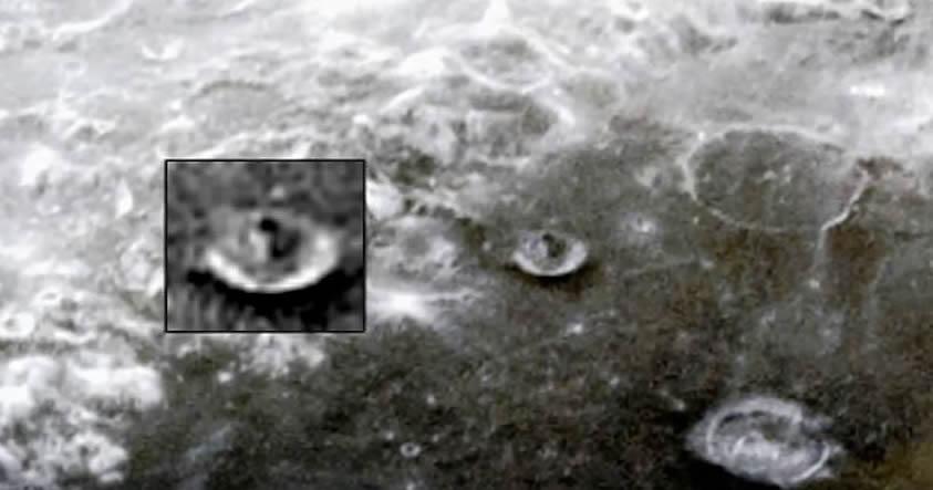 ¿Antiguas instalaciones subterráneas de armas nucleares en la Luna?