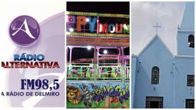 """Sétima edição do """"Domingo no Park"""" vai distribuir mais de  3 mil ingressos neste sábado (28) em Delmiro Gouveia, confira os locais"""