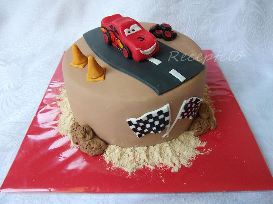 verdás torták képek Receptelő: Verdás Villám McQueen torta verdás torták képek