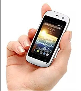 Micro X, world smallest android phone, world's smallest 4G phone