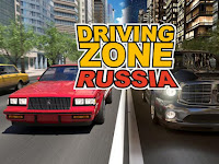 Driving Zone Russia  v1.17 Mod Apk Terbaru