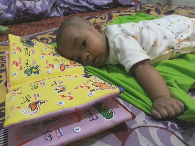 Tips 1 Belajar Membaca Untuk Anak Usia Dini/Bayi
