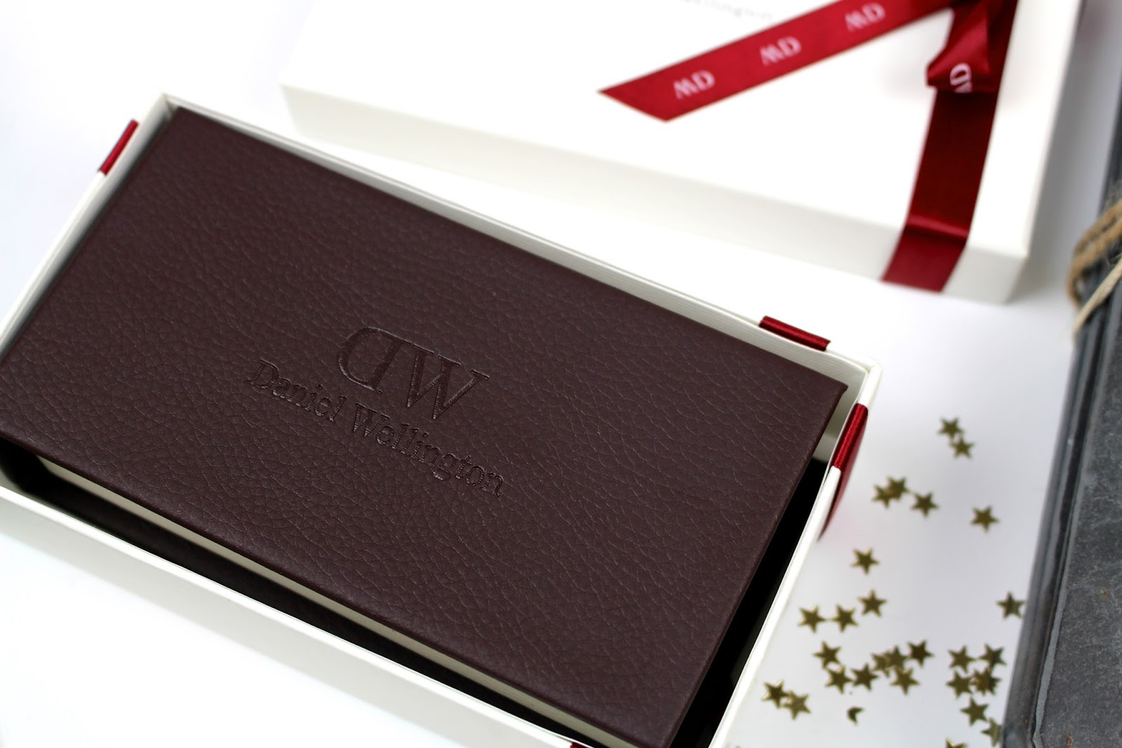 Daniel Wellington christmas giftwrapping