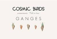 Concierto de Ganges y Cosmic Birds en Sala Taboó