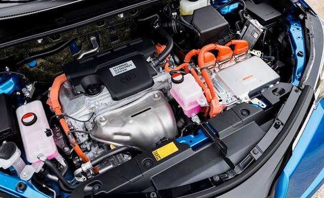 2016 RAV4 Hybrid Specs