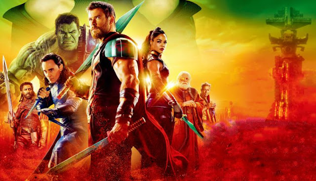 Thor: Ragnarok (2017) – Colorful and Fast-Paced MCU World in Thor's Third Adventure