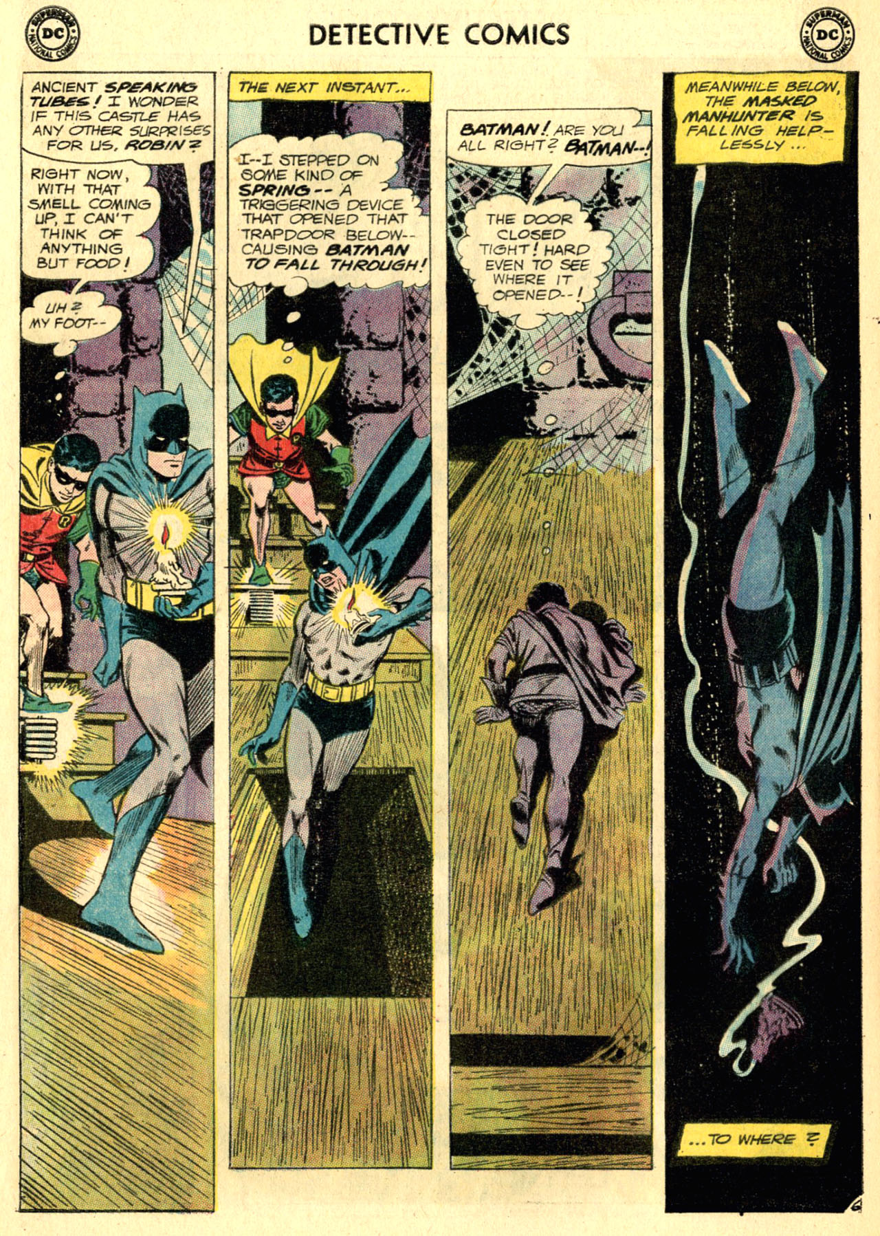 Detective Comics (1937) 329 Page 7