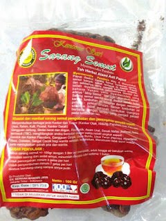 Jual Khasiat kapsul Seduh sarang semut papua asli original