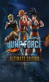 632ef9f2700a6c15b220fbc48ab08cd8 - JUMP FORCE Ultimate Edition
