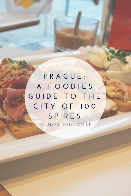 Prague - A Foodies Guide to the City of 100 Spires