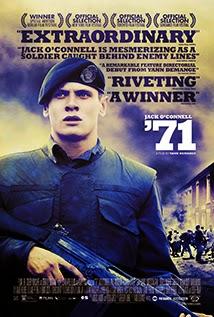 '71 movie poster