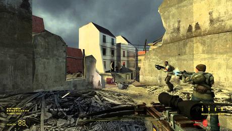 Half Life 2 Gameplay PC