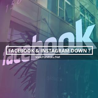 Facebook Down Hari Ini 14 maret 2019