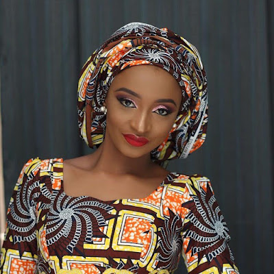 Islamic scholar calls on Rahama Sadau to turn down Hollywood invite, suggests she gets married instead