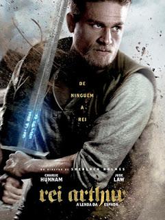 Rei Arthur: A Lenda da Espada - TS Dublado