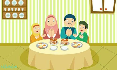 Bacaan Doa Sebelum Dan Sesudah Makan, Minum Lengkap Sesuai Sunnah