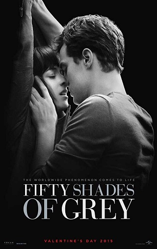 Fifty Shades of Grey 2015 English 800MB BRRip 720p ESubs