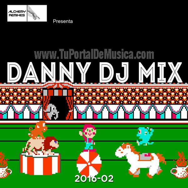 Danny Dj Mix Volumen 2 (2016)
