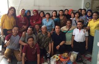 para alumni SMPN 25 Surabaya Angkatan 90