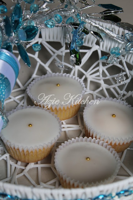 Lemon Cupcakes Azie Kitchen