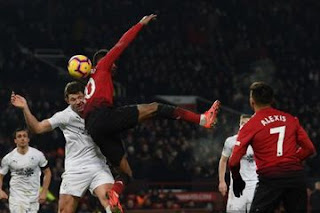 Burnley Hentikan Win Streak Manchester United