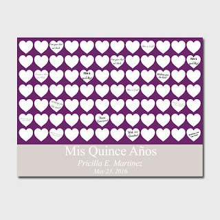 Heartful Wishes Signature Canvas