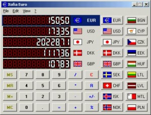 Currency Converter Calculator