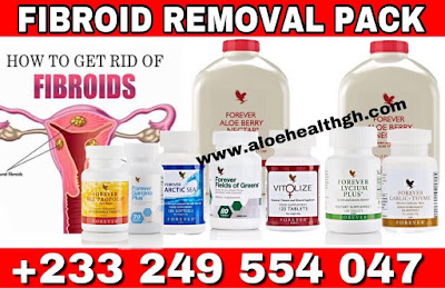 Forever living products fibroid treatments pack is a wonderful products that eliminate all types and sizes of Fibroid quickly, naturally and safely