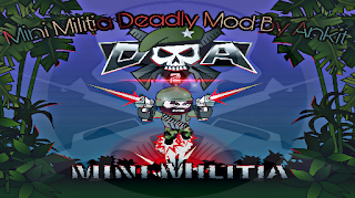 free download mini militia hack unlimited ammo and nitro