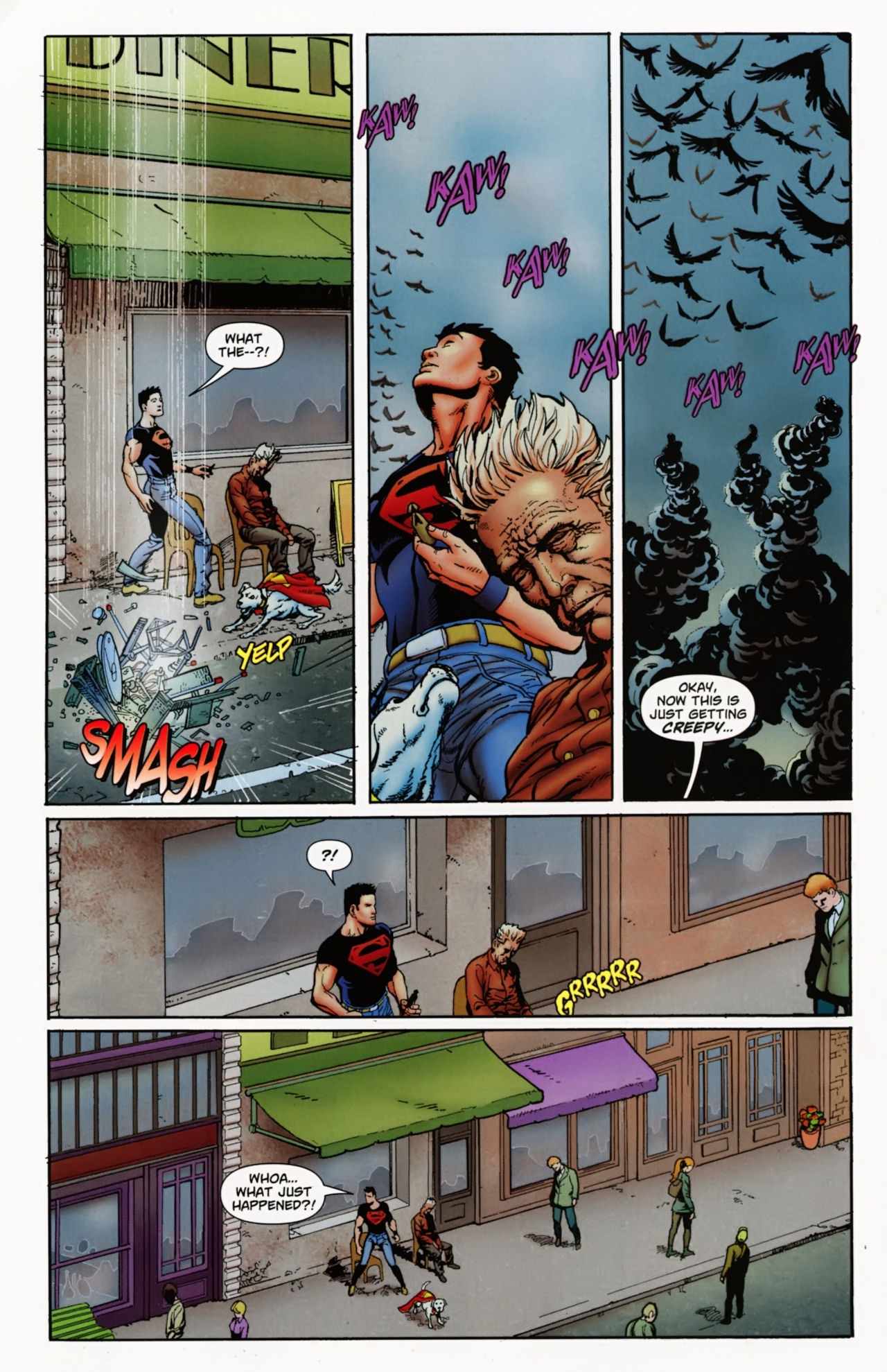 Superboy [I] Issue #8 #8 - English 18