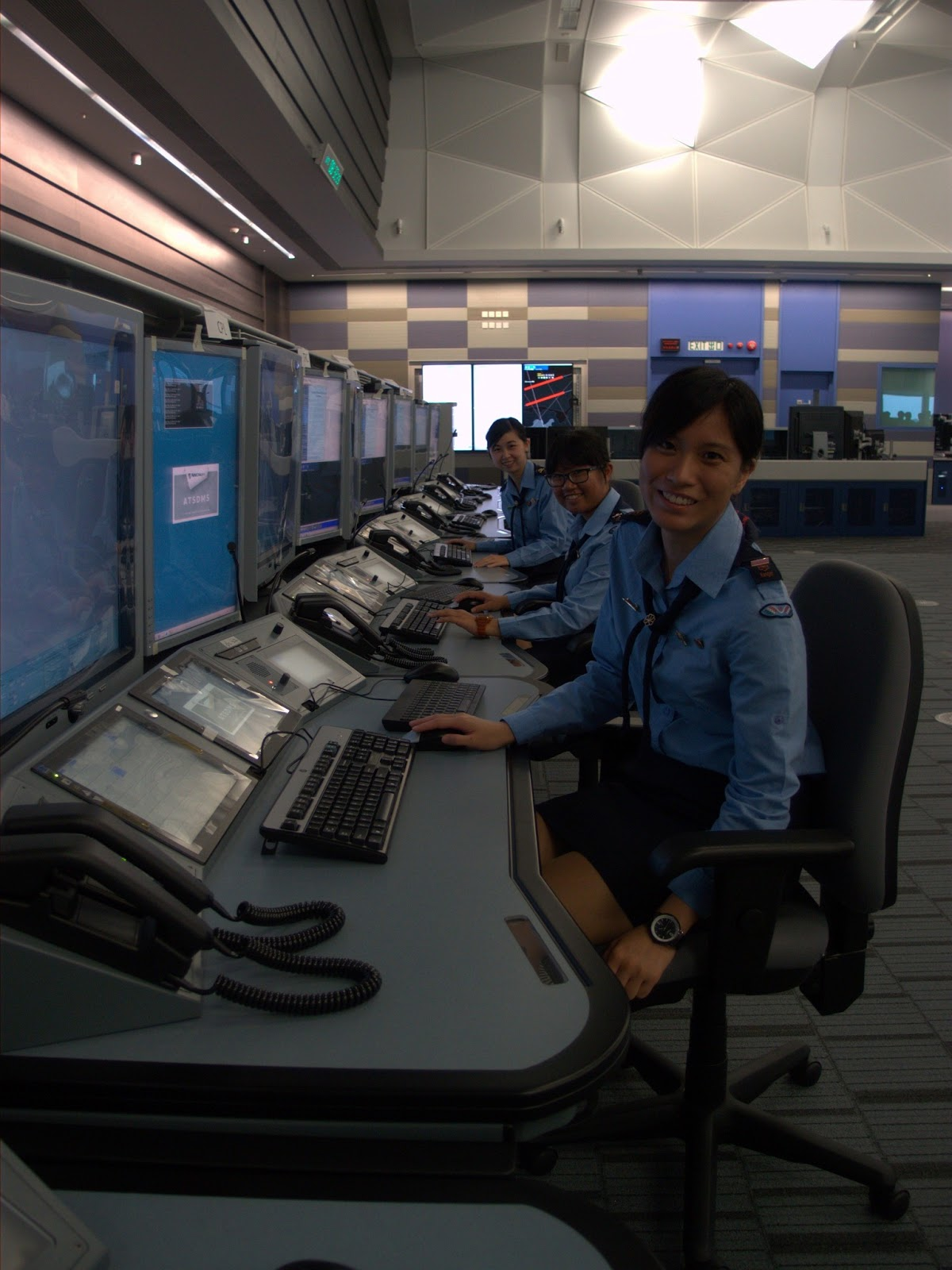 Air Ranger Betsy Unit: 民航處教育徑義工導賞員