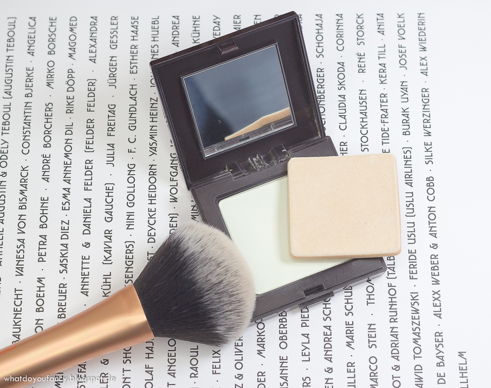Laura Mercier Flawless Face Translucent Powder