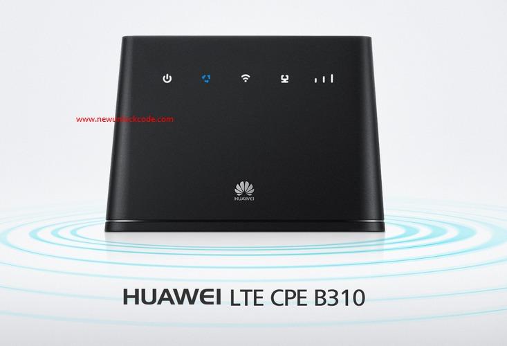 Unlock V4 Algo huawei LTE CPE B310 CAT4 ( B310 4G ) Mobile WiFi