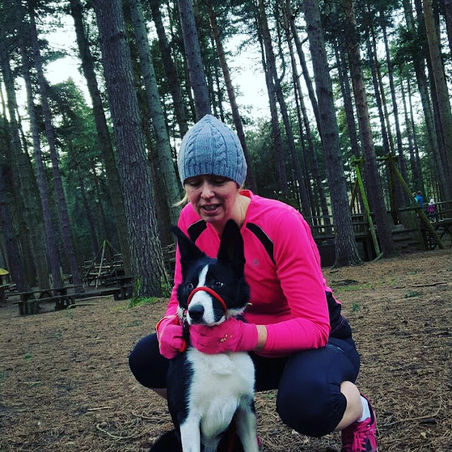Mollie In Sherwood Pines