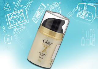 Olay Total Effects 7-IN-ONE Day Cream Normal SPF 15