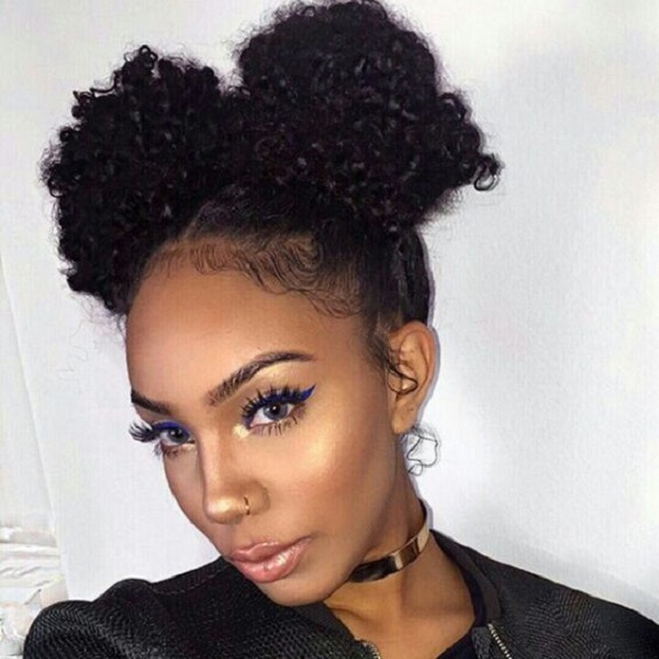 58 Natural Hairstyles to Inspire You To Go Natural | Hairstylo