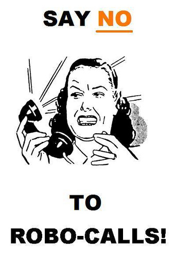 how to stop sales calls to your cell phone