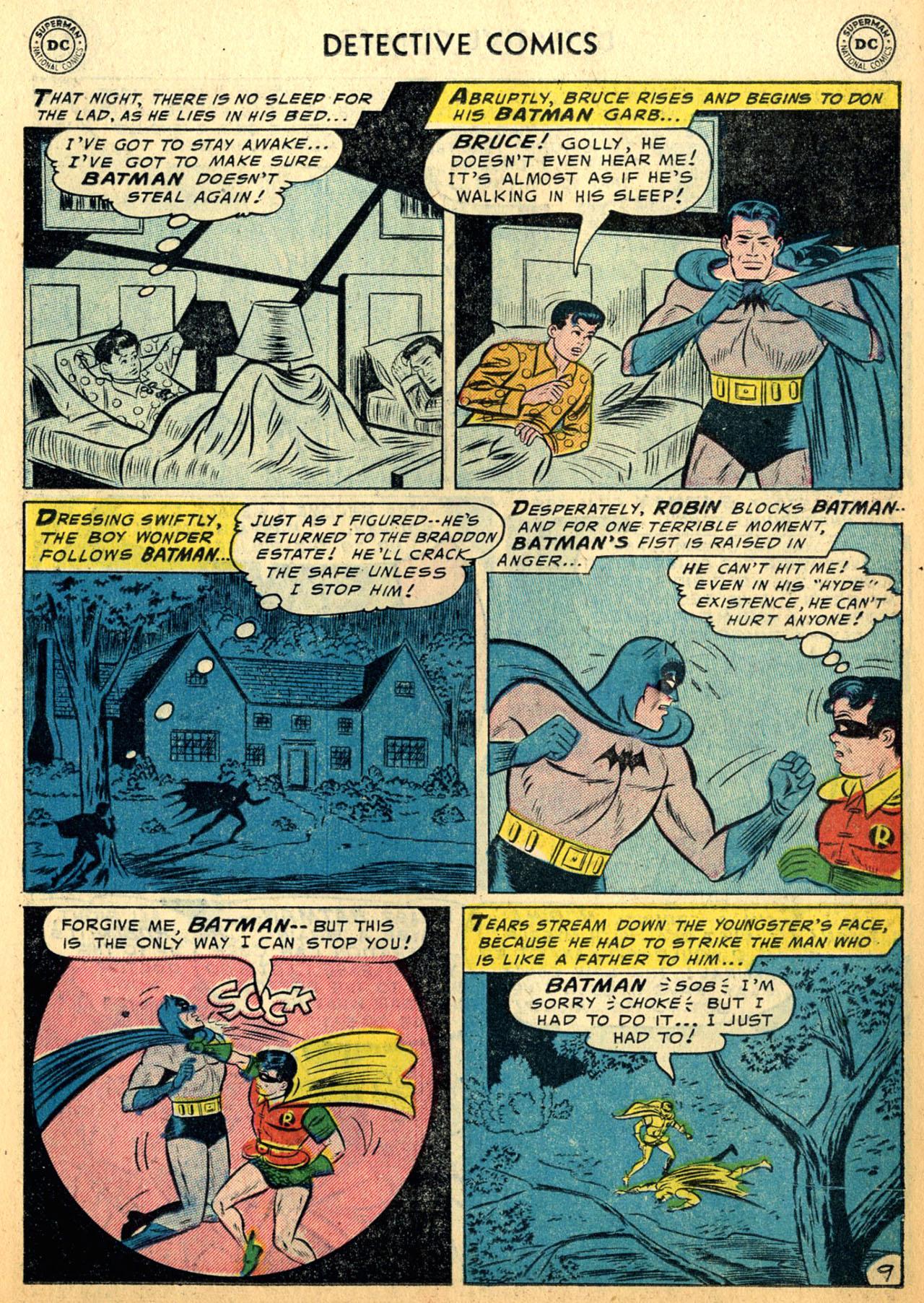 Detective Comics (1937) 228 Page 10