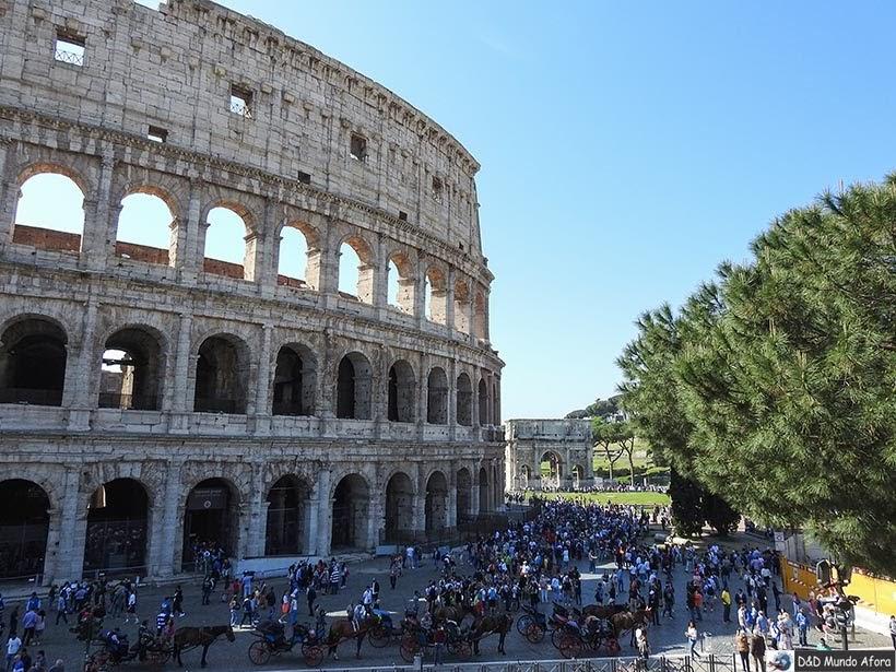 Roma, na Itália - Brasileiros vão precisar de autorização para viajar para Europa