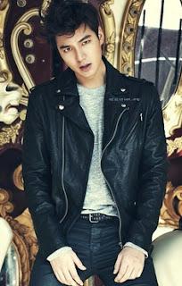 Gambar Jaket Kulit Lee Min Ho Korea Style