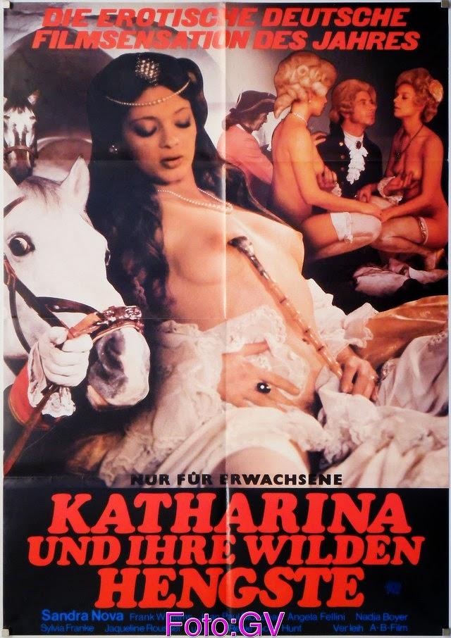 Katarina und ihre wilden hengste