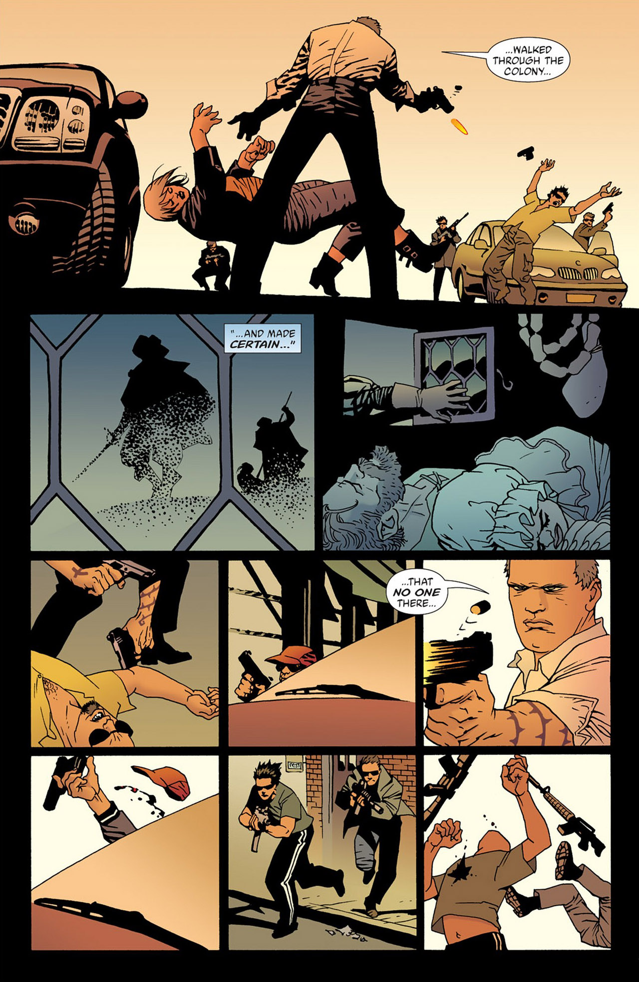 Read online 100 Bullets comic -  Issue #50 - 26
