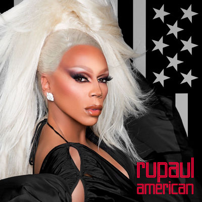 RuPaul - American - Album Download, Itunes Cover, Official Cover, Album CD Cover Art, Tracklist